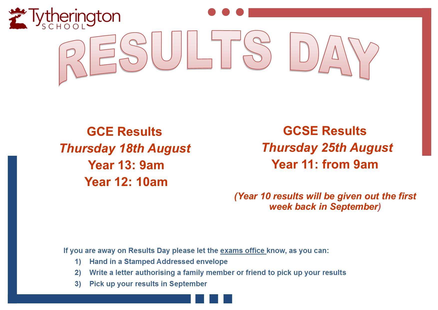 RESULTS DAY A4